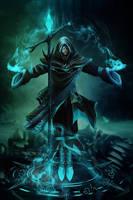 Wizard by Tira-Owl
