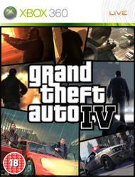 GTA IV - Custom Cover by joet07