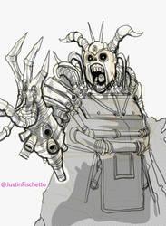 Bio-King  by justinfischetto