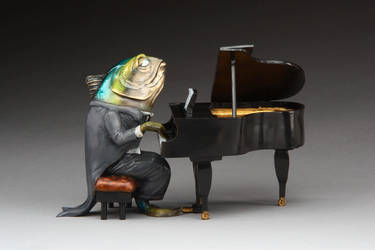 You Can Tuna Piano by RandyHand