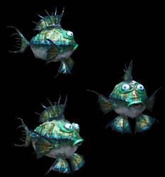 Big Fish Light by RandyHand