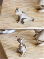 Gargoyle Paperweight by RandyHand
