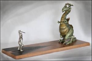 Little Dragon2 by RandyHand
