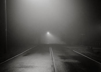 Oh, Foggy Night... by SeanDunbar