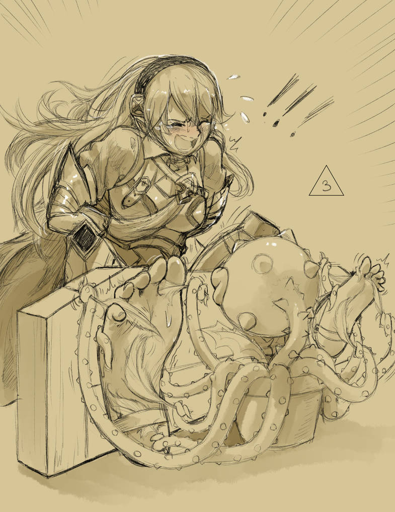 P.P.C. CORRIN Sketch by Triangles3