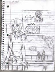 .: the P.U.P.P.E.T :. page 1 by DGrayAlchemist
