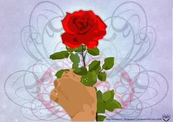 mawar by Meditation1234