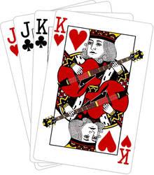 Jazz King by jcohn