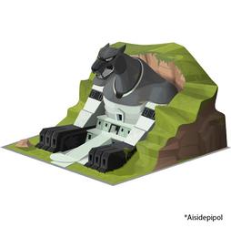 Cubil Felino by Aisidedpipol