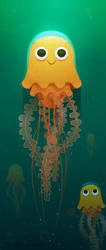 Jellfish by Aisidedpipol