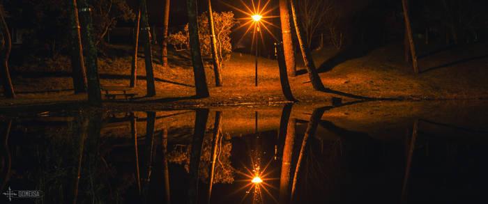 Nightly wanderings by Gomeisa-Studio