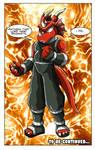 XDRAGOON 01 - Page 48 - END by yuski