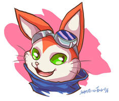Blinx The Time Sweeper by yuski