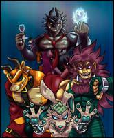 Bad Guys by yuski