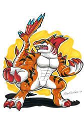 Tigershark by yuski