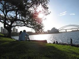 Sydney - Botanic Garden by bohwaz