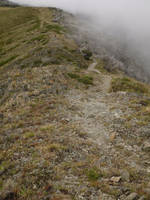 Mt Feathertop, one cloudy day of January 2016 by bohwaz