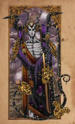 Erebos, God of The Death by carlinx
