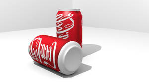 Coke Bottle by DollarAkshay