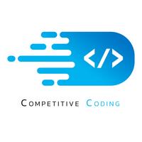 Competitive Coding Logo by DollarAkshay