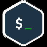 Unix Terminal Logo by DollarAkshay