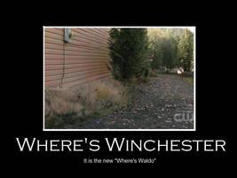 Where's Winchester? by Castiel7