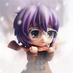 Yuki Nagato by eugene-joe-c