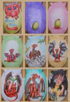 Dragon Vilda by Ruchiel