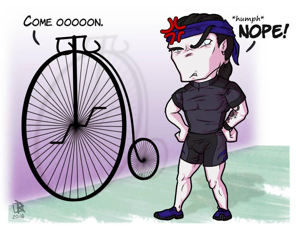 Bike by Ruchiel