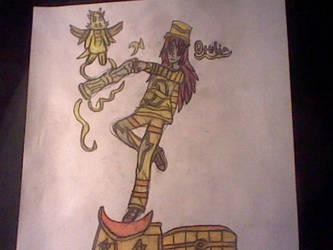 Orulia (Alt Outfit)-Sina's Magic by RubyUmbreon