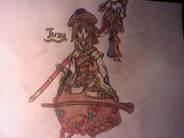 Juzu-Onmyojo by RubyUmbreon