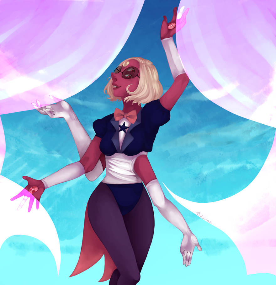 SPEEDPAINT VIDEO Completed painting of the opening scene Sardonyx arrives in reference used  - - - - - - - - - - - - - - - - - - - - - - - - - - - - - - - - - - - - - - - - - - - - - - - - -&n...
