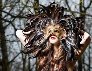 The Golden Mask by LunnayeFaye
