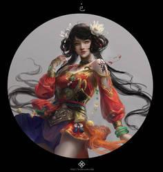 Dancer by Elda-QD