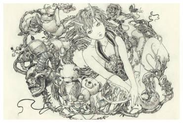 Doll box by Elda-QD