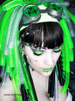 Cybergoth by D1V1N3-1NF3KT1ON