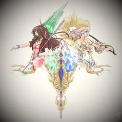 Concours Terra Battle 2 by FlowersOfSakura