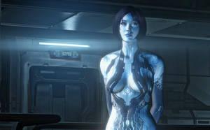 Cortana by Zombieslayer794