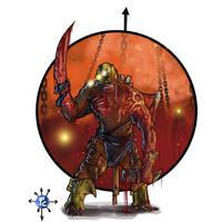 Chaos Collective's Demoniac by LordCarmi