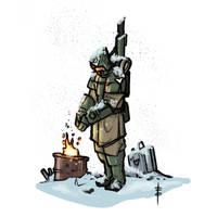 Guard by LordCarmi