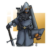 Anti-tank  Specialist by LordCarmi