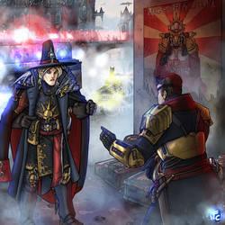 Inquisitors by LordCarmi