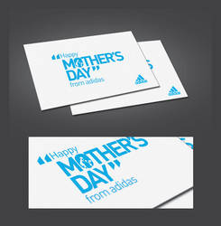 adidas mother's day by creative-box