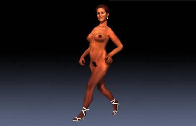 Mafia 2 : Joe's Girlfiend nude skin For SanAndreas by Elpadrino1935