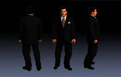 Mafia 2 : Joe Party Suit skin For San Andreas by Elpadrino1935