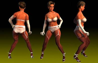 Mafia 2 : Stripper skin For San Andreas by Elpadrino1935