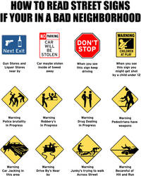 Street Signs by bionikdesign