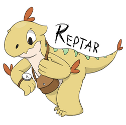 Reptar by LeoTheLionel