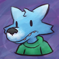 IceFox.png by LeoTheLionel