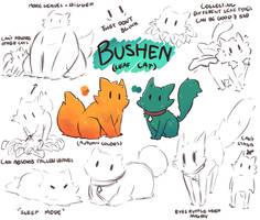Bushen by LeoTheLionel